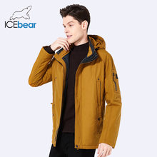 ICEbear 2019 Новый большой размер высокого качества весенняя мужская мода осенняя куртка легкая повседневная мужская куртка B17MC853D(China)