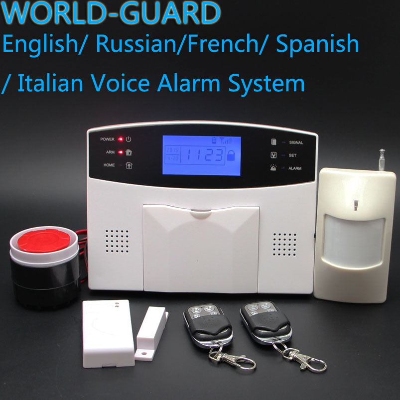 Dhl Free Shipping Spanish French English Russian Voice