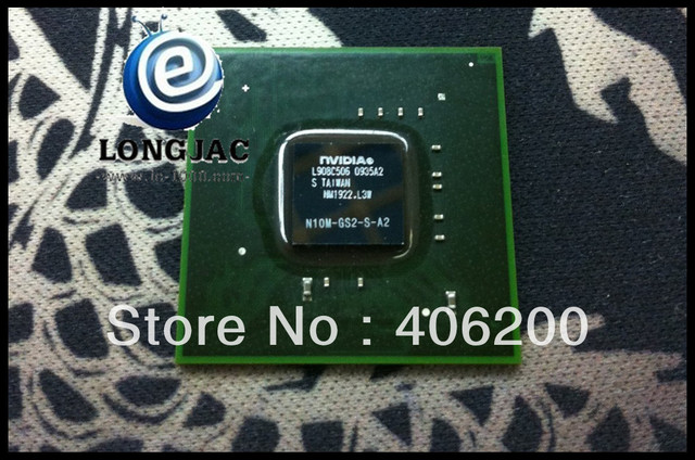 Gurantee 100% good quality nVIDIA N10M-GS2-S-A2  BGA chip, with ball, free shipping