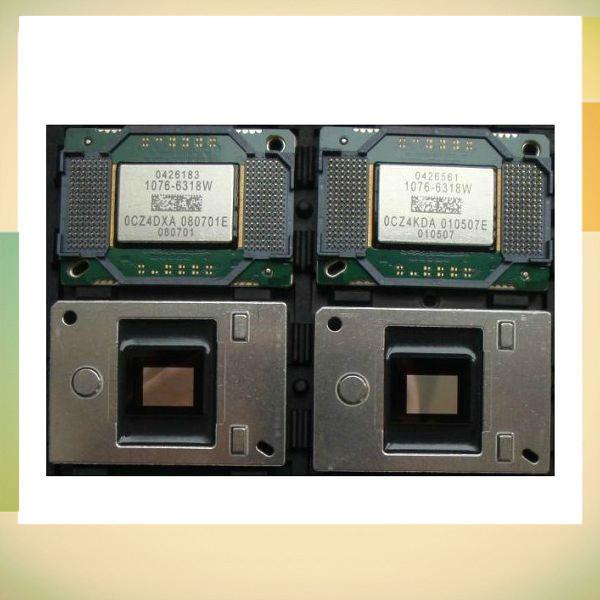 100% Brand new DMD chip 1076-6318W /1076-6319W/1076-6328W /1076-6329W for many projectors<br><br>Aliexpress
