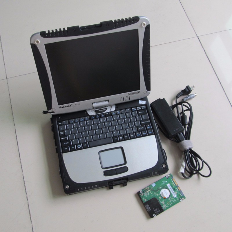 CF19 Toughbook with software