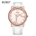 BUREI Women Watch Top Fashion Brand Female Casual Clock Sapphire Diamond Gilr Dress Waterproof Quartz Wristwatch