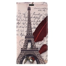 Buy Lenovo P2 Patterned Leather Cases Eiffel Tower Feather Mobile Phone Flip Case Lenovo P 2 Cover Capa Coque Funda for $4.04 in AliExpress store