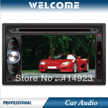 Car DVD Player STC-6806 Car DVD Players, Double DIN DVD Car Stereo, DVD Automotivo COM GPS(China (Mainland))