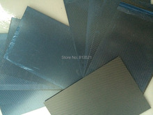 HCF008 Free shipping by DHL + 10pcs 2.0X200X300mm 100%/Full Carbon fiber twill matte plate/sheet/board
