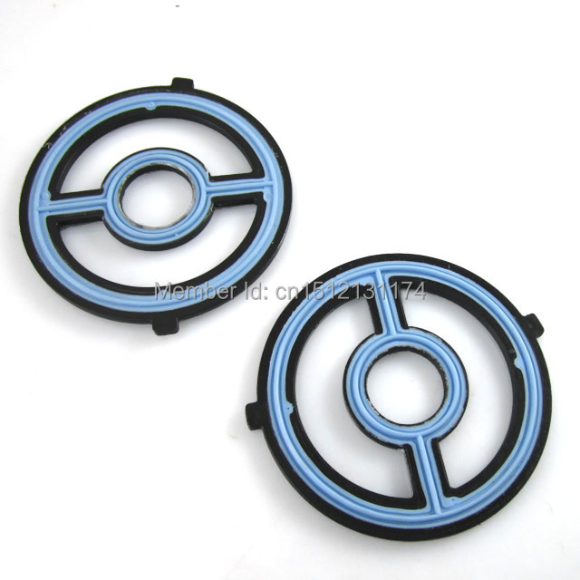 10pc Engine oil Cooler Repair Gasket Engine For MAZDA 3 5 SPEED 6 CX 7 LF02