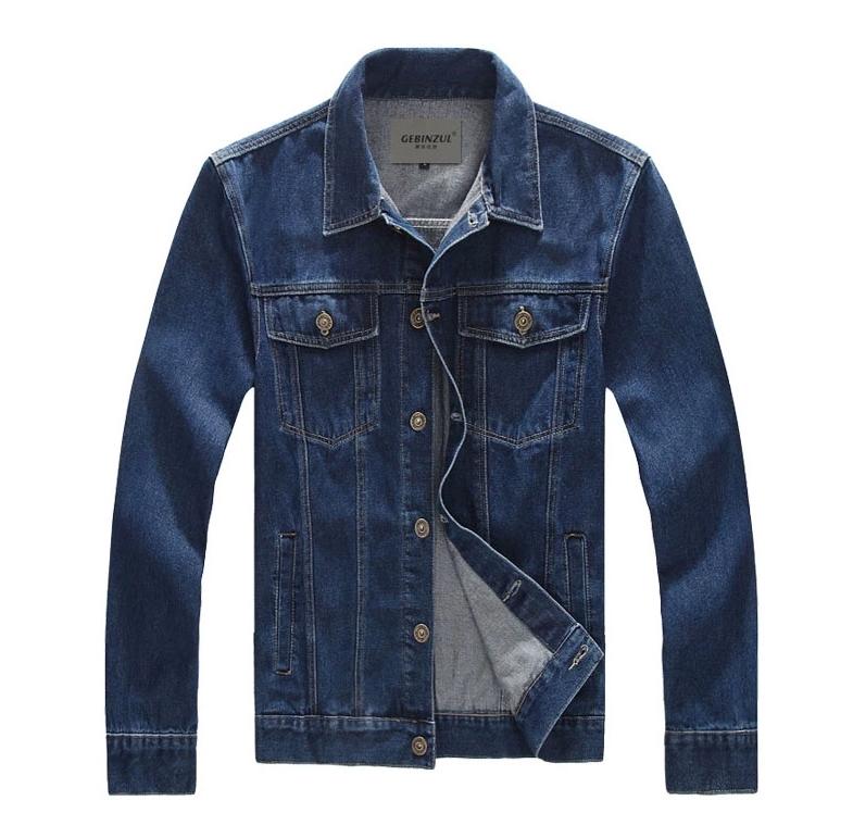 Mens Denim Jacket Xxl Promotion-Shop for Promotional Mens Denim ...