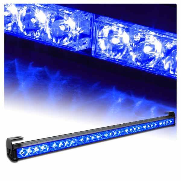 31.5 Hazard Emergency Warning Tow Traffic Advisor Strobe Light Bar - Amber<br><br>Aliexpress