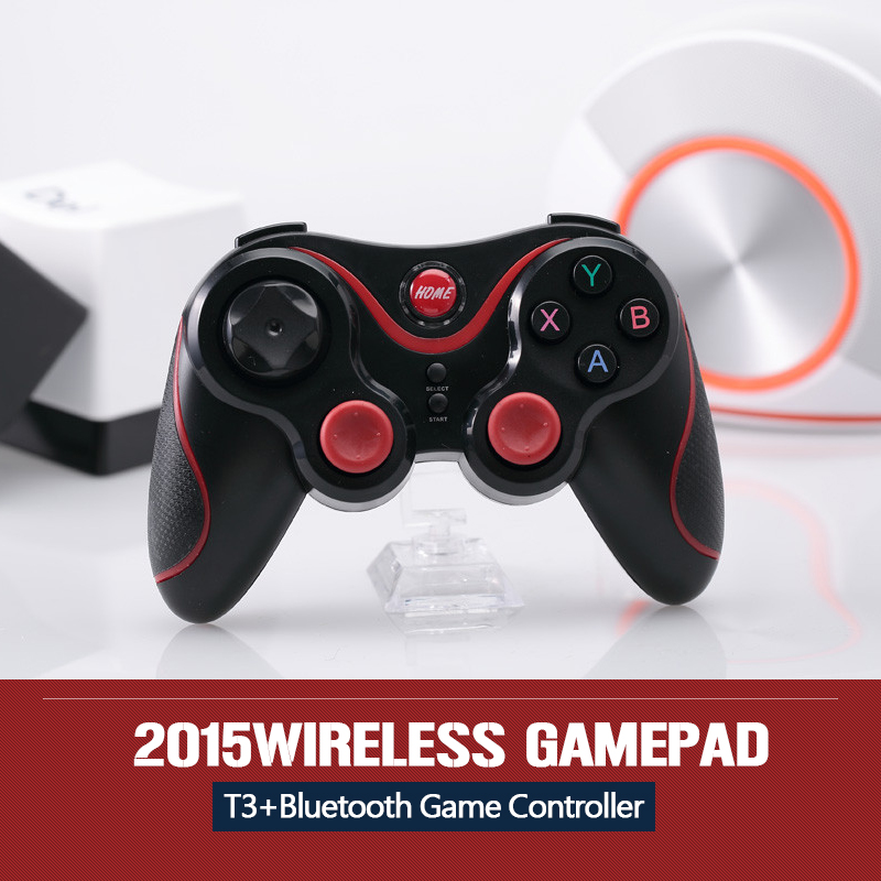 Гаджет  T3+ Wireless Bluetooth 3.0 Gamepad Gaming Controller for Android Smartphone None Бытовая электроника