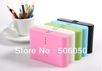 2013 NEW CP top brand 20000mAH Universal Power Bank External Battery Pack charger for ipad for iphone for SAMSUNG Free shipping