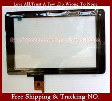 New Highscreen for HUAWEI Mediapad s7-301u Prestigio Touch Screen Panel Digitizer with Frame assembly Glass Sensor Replacement