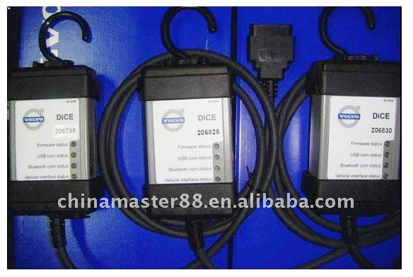 Newest version 2014D for VOLVO professional universal diagnostic tool interface volvo dice Volvo vida dice(China (Mainland))