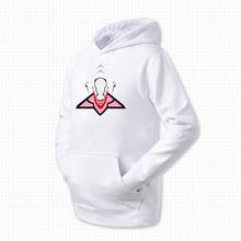 White Print Pullovers Evangelion Cotton Hoodies Harajuku Anime Hoody Couple Outfits Moleton Masculino