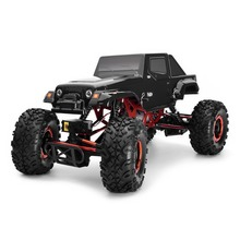 HSP Rc Car 1/10 Scale Electric Power Remote Control Car 4wd Off Road Rock Crawler 94180 Climbing High Speed Hobby Kid Toys(China (Mainland))