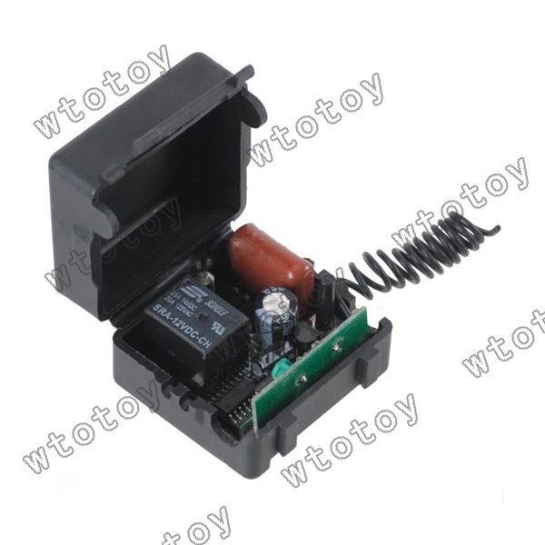 1CH RF Wireless Relay Controller Module 315MHz Fuse Box K1AC-X 13039