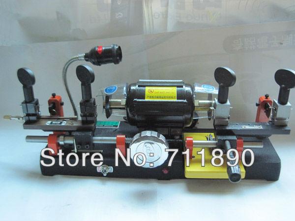 double head car key cutting machine 220v/50hz.house key machine.(China (Mainland))