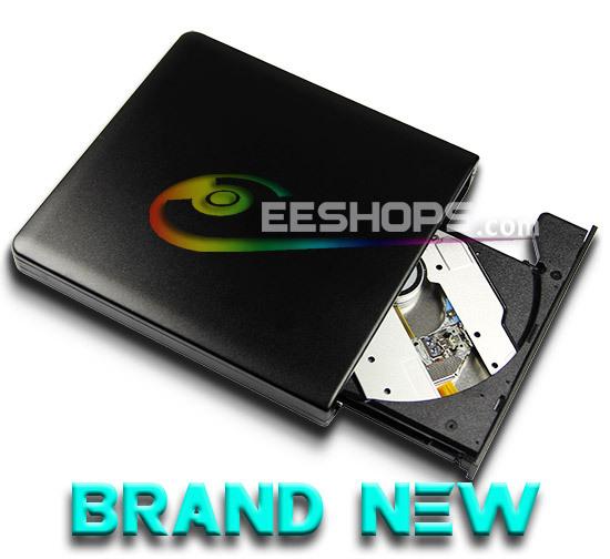 for Acer Asus Dell Ultrabook USB 3.0 External Blu-ray Drive UJ-260 UJ260 6X BD-RE DL 4X BDXL Blue-ray Writer DVD Optical Drive(Hong Kong)