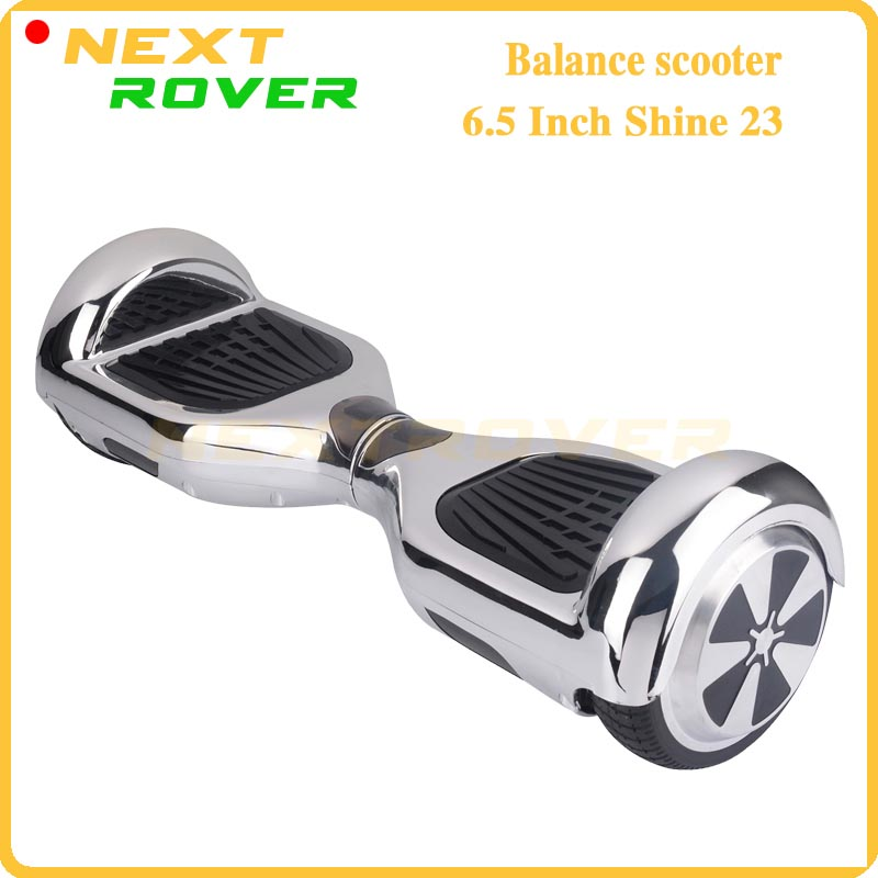 Bright Color 6.5inch Two wheel Smart Electric Balance Board Scooter, 2 wheels Self Balance Scooter with LED Light