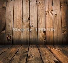 1.5×2.2m Thin vinyl backgroundPrinted Photography Wood Floor Backdrop XT-542