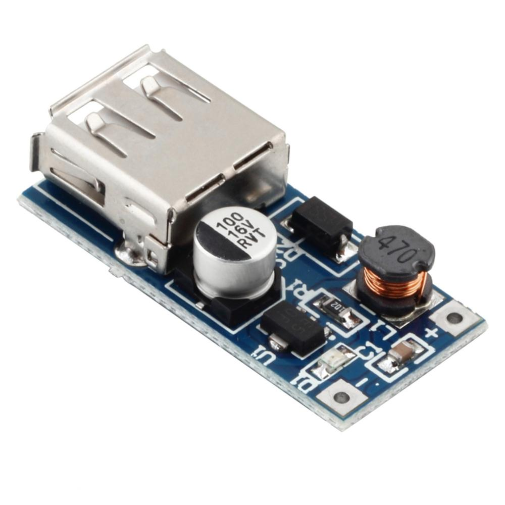 1Pcs DC-DC USB 0.9V-5V to 5V DC Mobile Power Boost Step-up Power Supply Module USB Booster circuit board + FS Cheap and Hot!(China (Mainland))