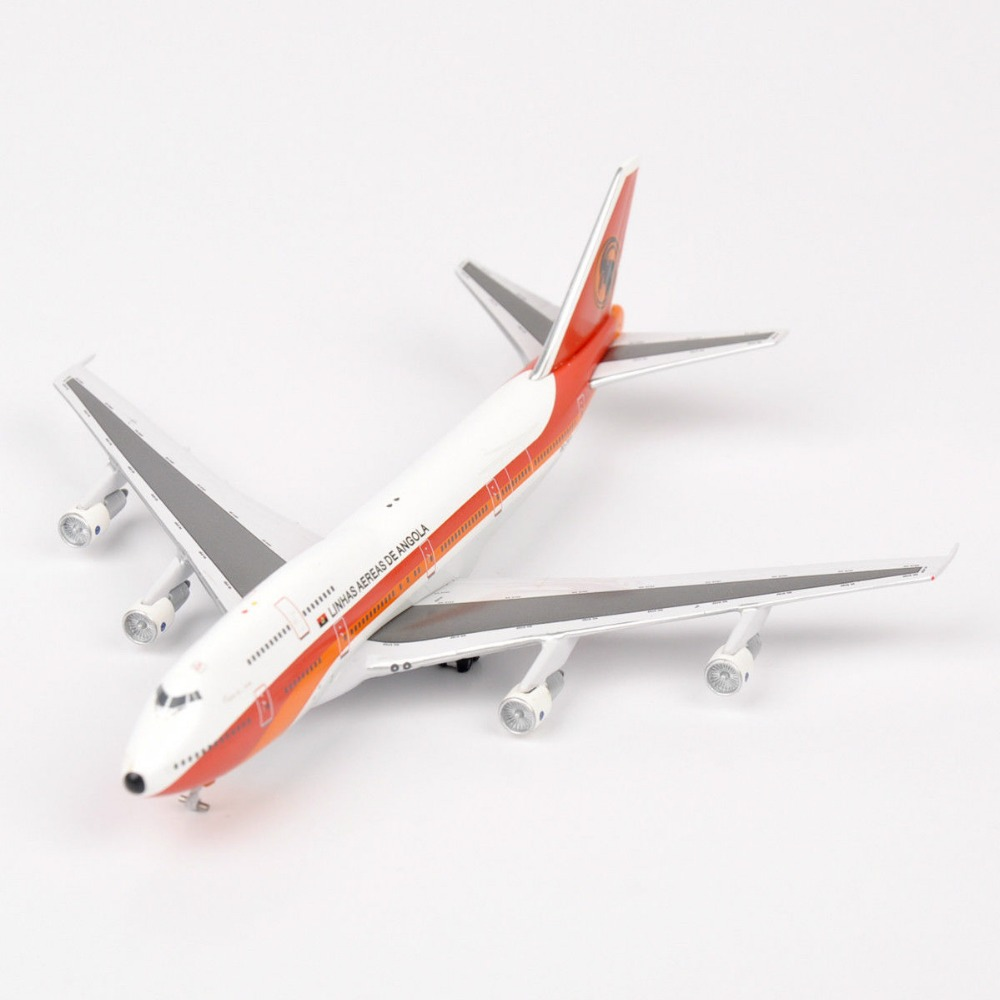 Inflight 500 1:500 Scale TAAG ANGOLA Boeing 747-300 Airliners Diecast Airplane Model Airways Aircraft Collection Model Toys D(China (Mainland))