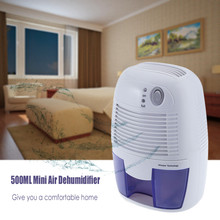 Hot Sale Portable Mini Dehumidifier 26W Electric Quiet Air Dryer 100V 220V Compatible Air Dehumidifier for Home Bathroom(China (Mainland))