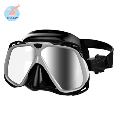 2015 New Whale Professional Full Face Silicone Large Vision Anti-fog Diving Mask Mask for Diving oculos de mergulho,gafas buceo(China (Mainland))