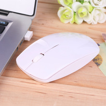 Buy 2016 Hot 2.4G Wifi mouse USB wireless mice 10M working distance,super slim mouse rato PC Laptop mause Free for $3.31 in AliExpress store