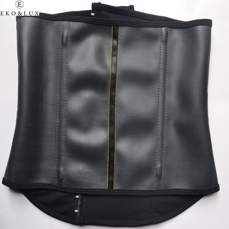 2015 New Latex Waist Cincher Corset Waist Training Corset Latex Corset ,Sexy Corsets and Bustiers,Fast Free Shipping shaper(China (Mainland))