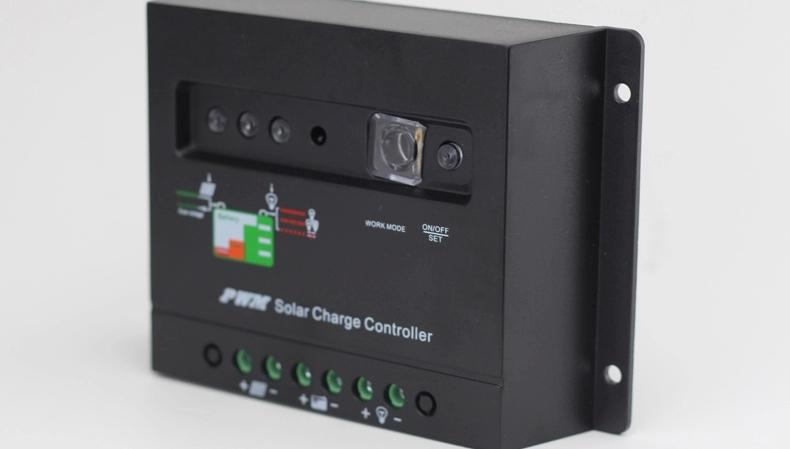 New high efficiency solar power DC 12V24V30A controller fashion<br><br>Aliexpress