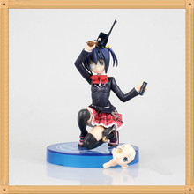 Anime Cyuunibyou Demo Koigashitai Takanashi Rikka PVC Action Figure Collection Model Toy 15cm