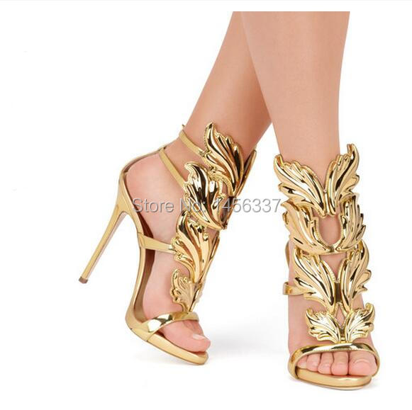 gold heels for women  6am-mall.com