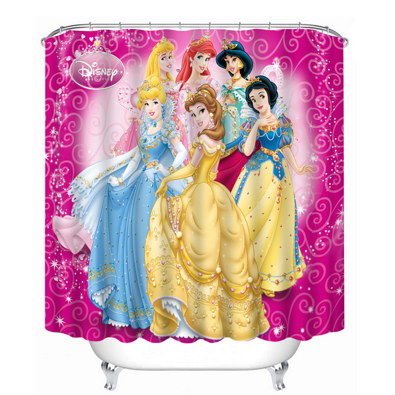 Barbie shower curtain 2