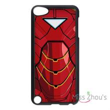 For iphone 4/4s 5/5s 5c SE 6/6s plus ipod touch 4/5/6 back skins mobile cellphone cases cover Funda Iron Man Superhero