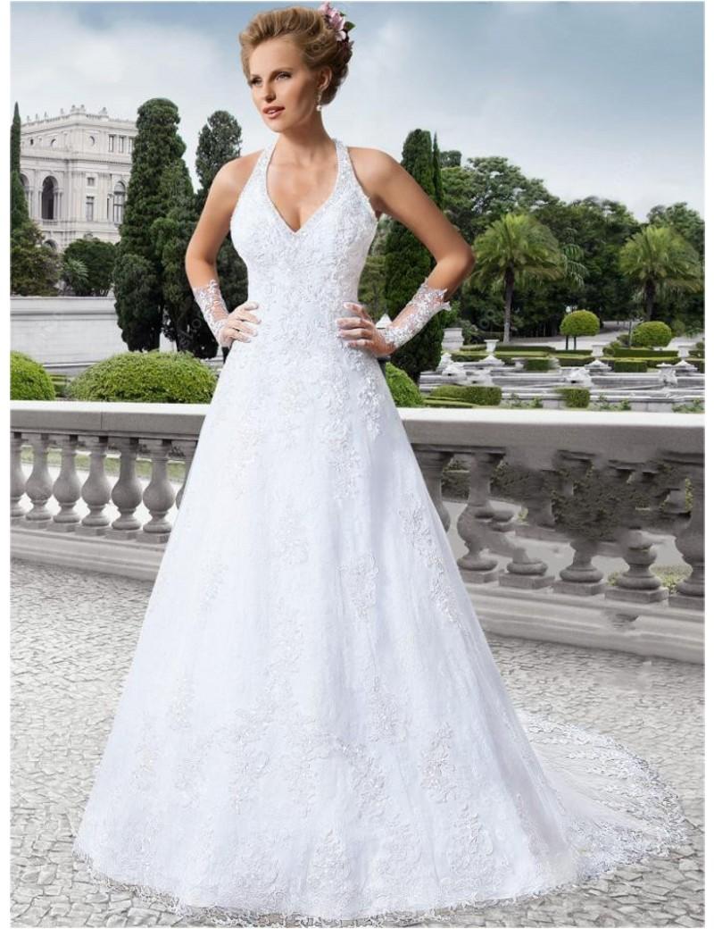 Achetez en gros halter corset robe en ligne des for Concepteurs de robe de mariage australien en ligne