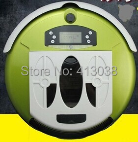 Household intelligent robot vacuum cleaner, automatic mopping machine