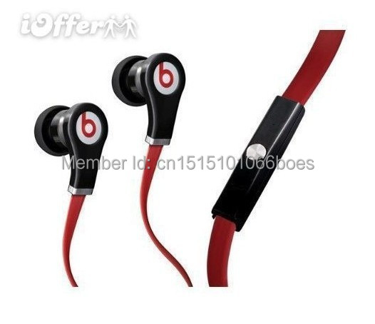 2015 free shipping 2pcs/lot Hot sell High quality Brand beateds by dre TOUR IN-EAR HEADPHONES WITH MIC headsets 4colors in stock(China (Mainland))