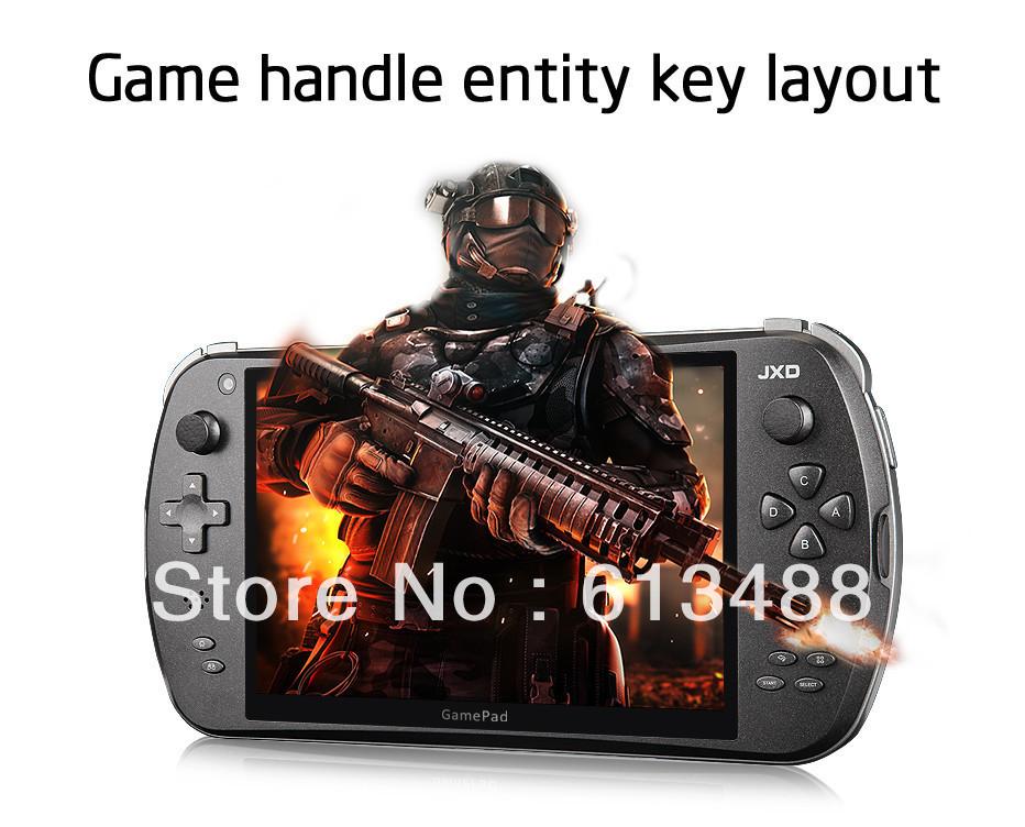Портативная игровая консоль JXD S7800B /s7800 4.2.2 RK3188 2 8 1280 * 800 7/ips игровая консоль sony playstation 4 slim с 1 тб памяти игрой destiny 2 cuh 2108b черный