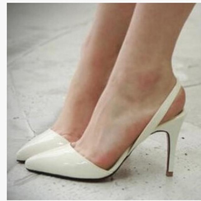 Сексуальная точка схождения патент Leahter высокие каблуки туфли на высоком каблуке ...