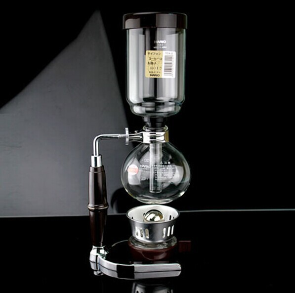 how to make a siphon coffee maker