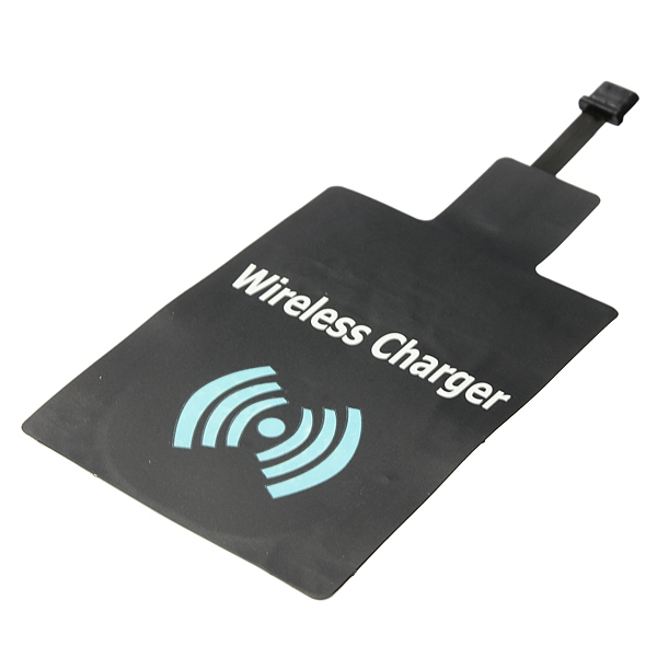 Universal Qi Wireless Charging Receiver Kit for Micro-USB For All Android Mobiles For Samsung For Galaxy For HTC For Huawei(China (Mainland))
