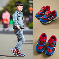 boy spiderman shoes 2017 New fashion spring autumn Children sports Shoes For Kids Baby boys Sneakers