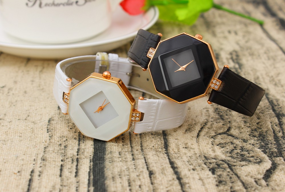 New Fashion Casual Quartz Watches Luxury Brand Women Dress Watch Female Wristwatch Leather Strap relogio feminino montre femme
