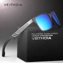VEITHDIA Aluminum Polarized Sunglasses Men Sport Mirror Sun Glasses Driving Outdoor Glasses Goggle Eyewear Accessories(China (Mainland))