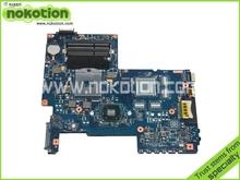 Buy Laptop motherboard Toshiba Satellite C675 Intel hm65 DDR3 PN H000033480 08N1-0NA1J00 for $58.88 in AliExpress store