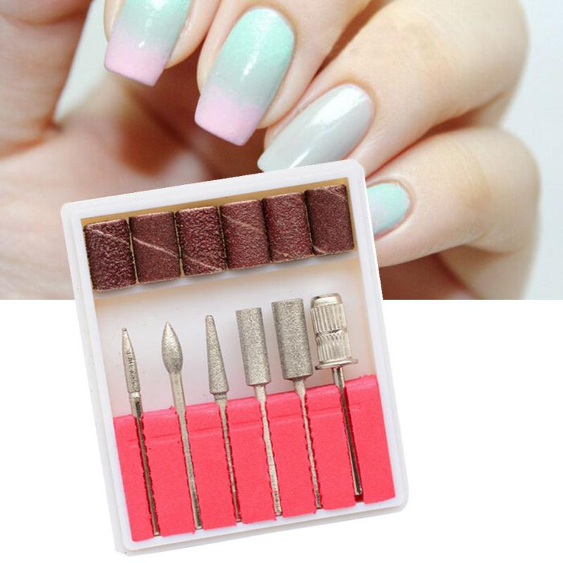 Wholesale Manicure Drill Bit For Nail Art Machine Grinding Heads ...