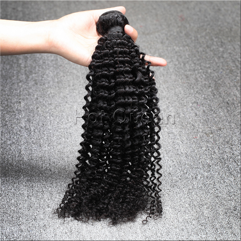 Unprocessed Brazilian Kinky Curly Virgin Hair Weaves Brazilian Curly Virgin Hair Cheap Remy Human Hair Afro Kinky Curly 1pcs<br><br>Aliexpress