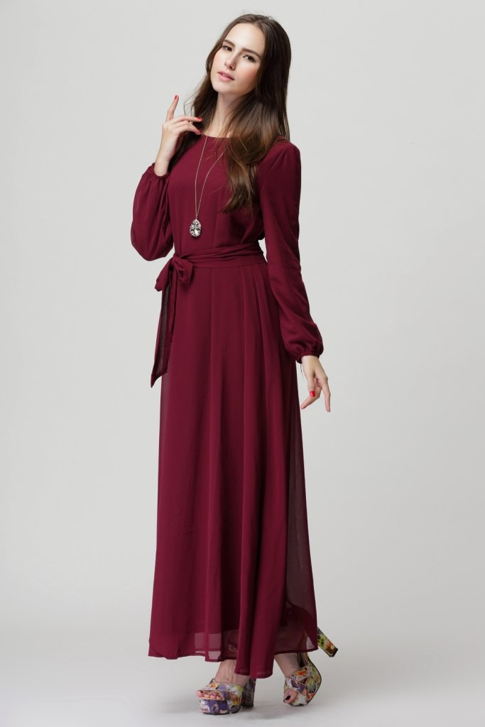 Long Dresses Casual - Dress Xy