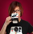 Free Shipping 1Piece Retro Polaroid Camera Mug Ceramic Coffee Cup Mug for Shutterbug