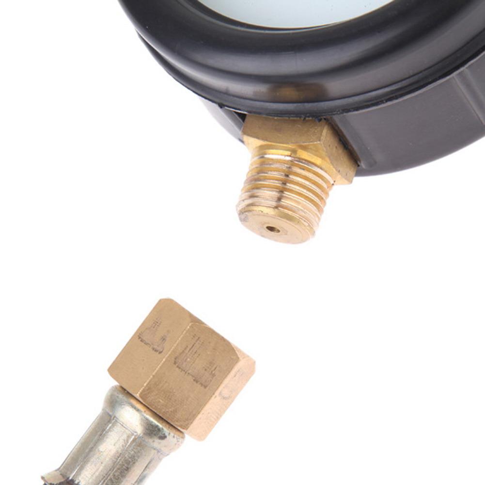 Купить Топливный Насос Давление Тестер Инжектор Тест Манометр Набор ж/Чехол Только для бензиновых двигателей
